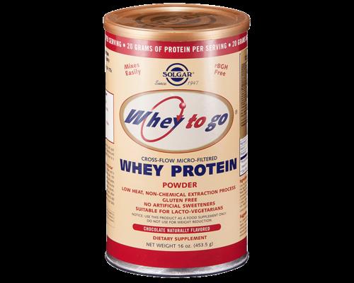 Протеїн Solgar Whey To Go 453 г (29313001)