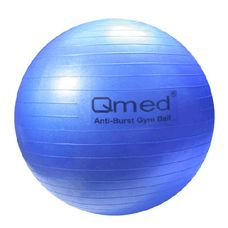 М'яч гімнастичний Qmed ABS GYM BALL 75см КМ-16 синій