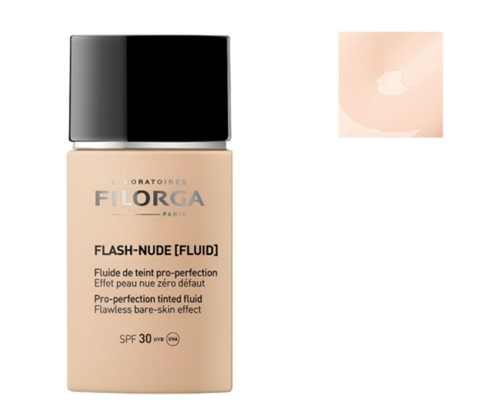Флюїд тональний Filorga Flash-Nude Fluid слонова кістка SPF 30+ 30мл