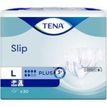 """Підгузки для дорослих TENA Slip Plus р.L (90-145см) №30, """"дихаючі"""""""