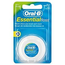Зубна нитка Oral-B (Орал-В) Essential floss 50 м