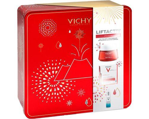 Набір для комплексного догляду Vichy Liftactiv Specialist Новорічний