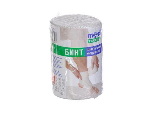 Бинт еластичний середньої розтяжності MedTextile 2мх8см
