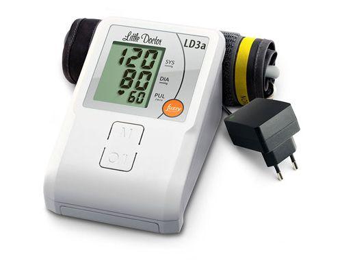 Тонометр автоматичний з адаптером Little Doctor LD-3A
