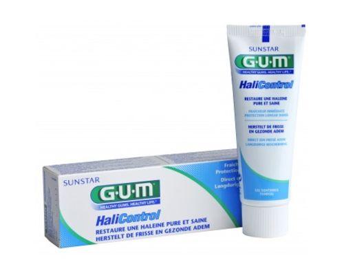 Зубна паста GUM (Гам) Halicontrol 75мл