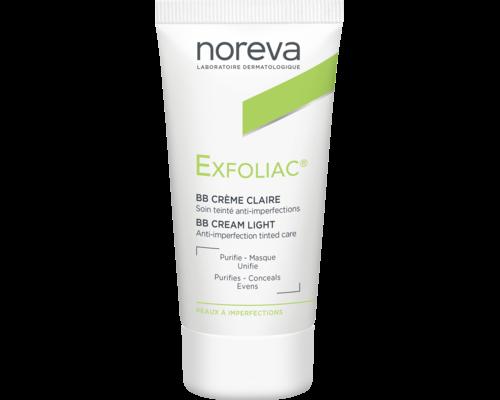 BB-крем Noreva Laboratoires Exfoliac для проблемної жирної шкіри30 мл
