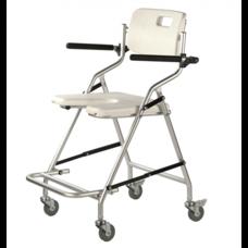 Крісло-стілець для гігієнічних процедур Діспомед СгД-791 на колесах (MBS03)