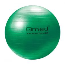 М'яч гімнастичний 65см Qmed ABS GYM BALL КМ-15 зелений