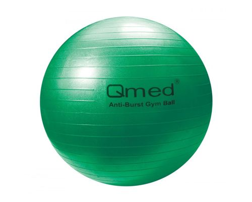 М'яч гімнастичний Qmed ABS GYM BALL КМ-15 зелений