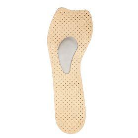 Напівустілка-супінатор шкіряна Foot Care ШНС-003 р.38