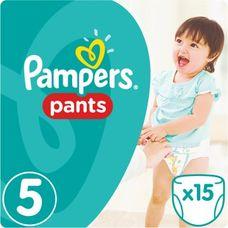 Підгузники Pampers Pants Junior трусики (11-18кг) р.5 №15
