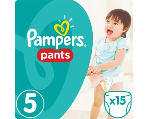 Трусики-підгузки Pampers Pants Junior (11-18кг) р.5 №15