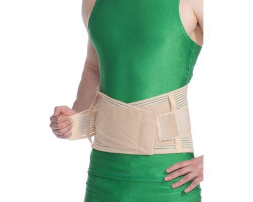 Корсет лікувально-профілактичний з 6-ма ребрами жорсткості MedTextile 3046 р.M/L