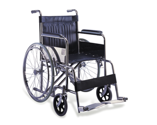 Крісло інвалідне зі сталі Норма Трейд Simbo KY874-46