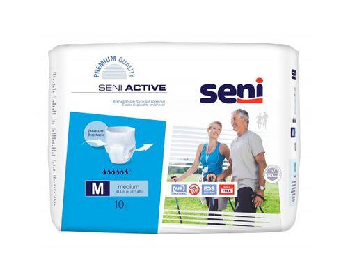 Підгузники-трусики для дорослих Seni Active р.XL №10