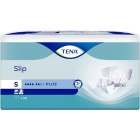 """Підгузки для дорослих TENA Slip Plus р.S (55-85см) №30, """"дихаючі"""""""