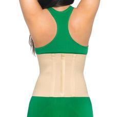 Бандаж MedTextile 4001 лікувально-профілактичний з 3 ребрами жорсткості рXL, бежевий