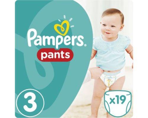 Трусики-підгузки Pampers Pants Midi (6-11кг) р.3 №19