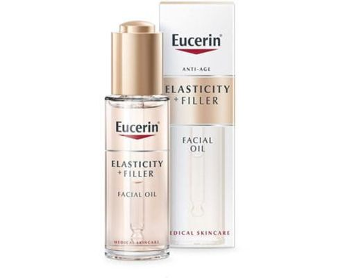 Антивікова олія для обличчя Eucerin Elasticity-Filler Facial Oil 30 мл (87971)