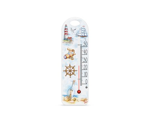 Термометр кімнатний Стеклоприбор Сувенір П-15 Маяк