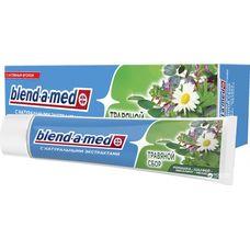 """Зубна паста Blend-A-Med (Бленд-А-Мед) з натуральними екстрактами """"Трав`яний збір"""" 100мл"""