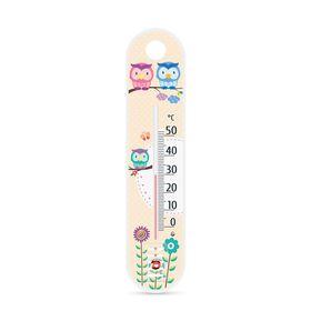 Термометр кімнатний Стеклоприбор Сувенір П-1 Сови