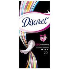 Прокладки P&G Discreet Deo Irresistible Single Multiform №20