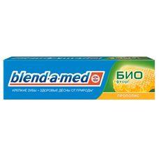 Зубна паста Blend-A-Med (Бленд-А-Мед) BIO Fluorine Propolis фтор прополіс 100мл
