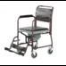 Крісло-туалет Діспомед СтД-29 зі знімною підніжкою, на колесах