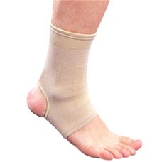 Бандаж Ortop ES-901 на гомілковостопний суглоб еластичний р.L, бежевий
