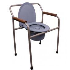 Стілець-туалет Medok MED-04-005 Преміум нерегулюване за висотою