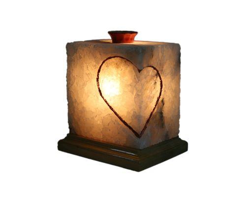 Соляна лампа Аромат любові