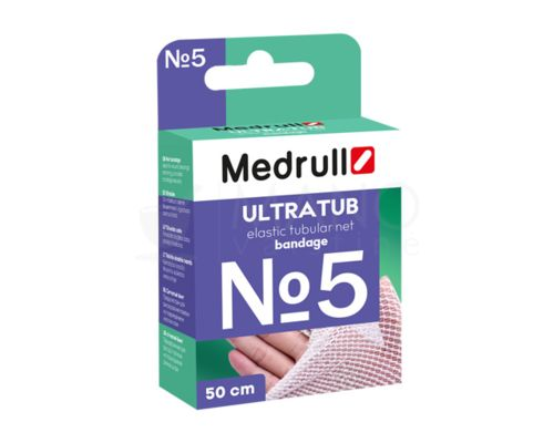 Бинт сітчастий Medrull Ultratub 3смх2м