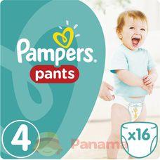 Підгузники Pampers Pants Maxi трусики (8-14кг) р.4 №16