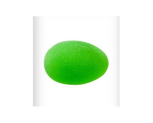 Еспандер кистьовий у формі яйця середньої жорсткості OrtoSport OS-013Y зелений