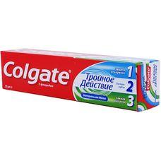 Зубна паста Colgate (Колгейт) Потрійна дія 50мл