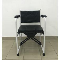 Крісло-стілець СтД-04 для гігієнічних процедур, без коліс, складане