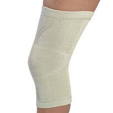 Бандаж Алком 3022 на колінний суглоб еластичний р.2, сірий