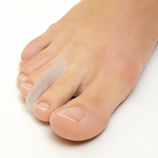 Клин міжпальцевий Foot Care SA-9011 силіконовий р.S