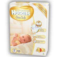 Підгузники Huggies Elite Soft (4-7кг) р.2 №66