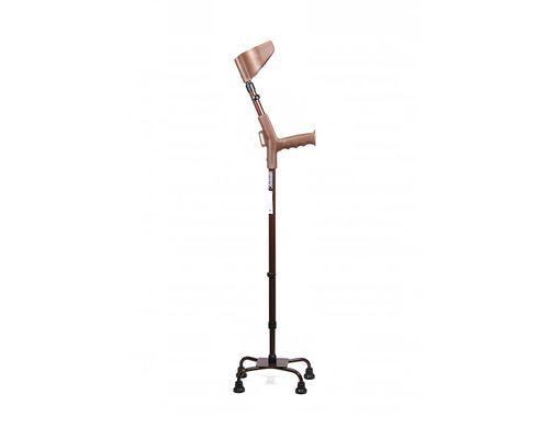 Милиця ліктьова Норма Трейд Simbo НТ-02-017 з 4-ма ніжками, з регулюванням підтримки