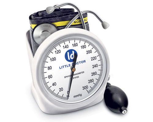 Тонометр механічний з фонендоскопом Little Doctor LD-100