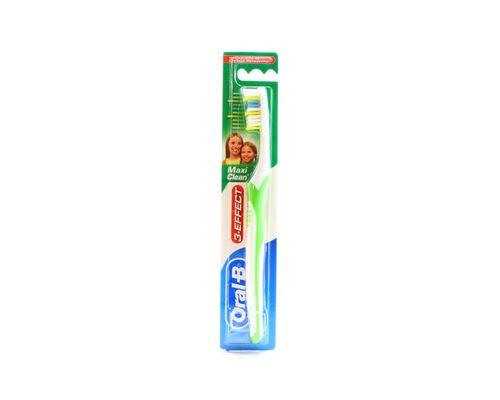 Зубна щітка Oral-B (Орал-В) 3-Effect Maxi Clean 40 medium/orta середньої жорсткості