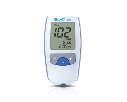 Глюкометр All Medicus GlucoDr.auto AGM 4000