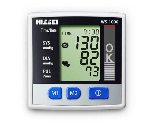 Тонометр автоматичний на зап'ястя Nissei WS-1000