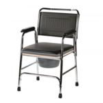 Крісло-стілець СтД-05 для гігієнічних процедур, без коліс, нескладане