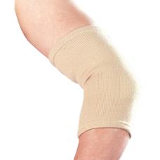 Бандаж Ortop ES-201 на ліктьовий суглоб еластичний р.XL, бежевий