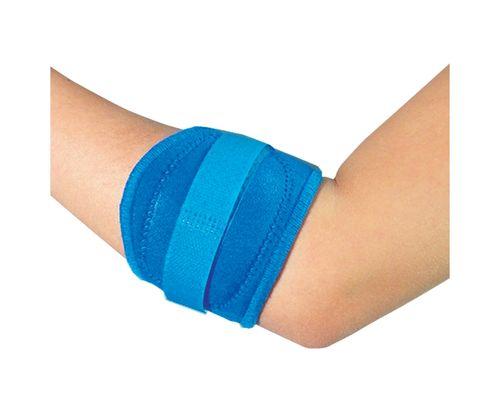 Бандаж неопреновий для лікування епікондиліту з гелевою вставкою Ortop NS-206