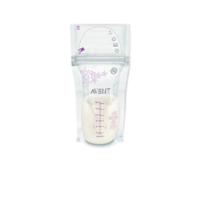Пакети для зберігання грудного молока Philips Avent 180мл №25 (SCF603/25)
