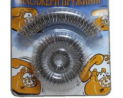 Набір пружинних масажерів ФОП Скіба маленький №3